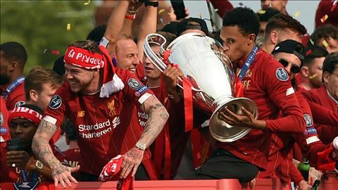 Alexander-Arnold nói về mục tiêu của Liverpool hình ảnh