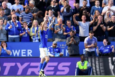 Những thống kê đáng nhớ sau trận đấu Leicester 2-1 Tottenham hình ảnh