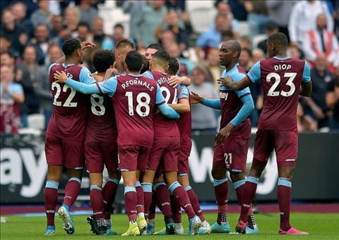Những thống kê đáng nhớ sau trận đấu West Ham 2-0 MU hình ảnh