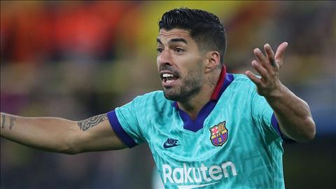 Tiền đạo Suarez lo lắng sau trận thua Granada hình ảnh