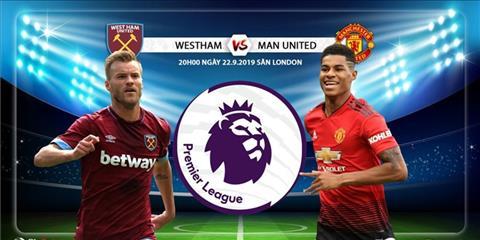 Trực tiếp bóng đá hôm nay West Ham vs MU link xem ở đâu hình ảnh