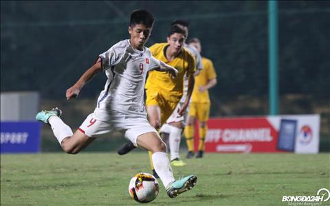 DT U16 Viet Nam khong tao ra duoc nhieu co hoi ve phia U16 Australia.