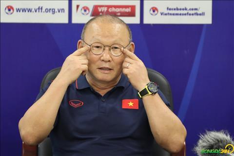 HLV Park Hang Seo Bóng đá Việt Nam có vấn đề rất đáng lo ngại hình ảnh