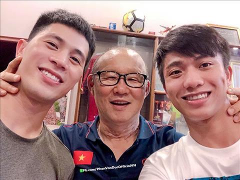 Văn Đức, Đình Trọng được thầy Park gọi lên đội tuyển Việt Nam hình ảnh