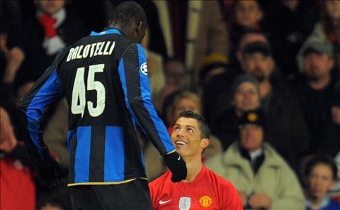 Mario Balotelli vô cảm trước thềm màn so tài với Ronaldo hình ảnh