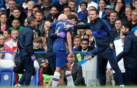 HLV Frank Lampard phát biểu sau trận Chelsea vs Liverpool hình ảnh