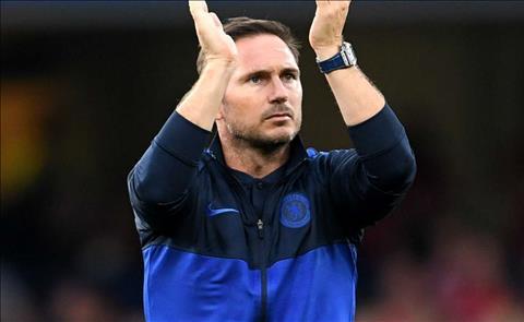 HLV Lampard sau tran