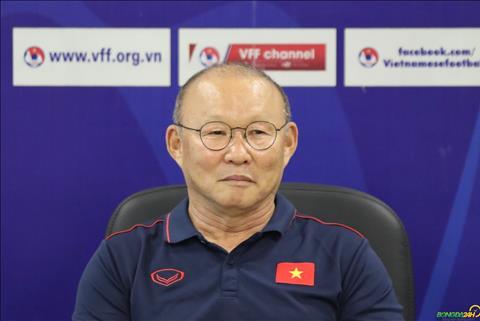 HLV Park Hang Seo thừa nhận ĐT Malaysia mạnh hơn so với AFF 2018 hình ảnh