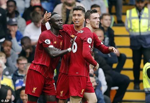 Liverpool lập kỷ lục sau trận thắng Chelsea hình ảnh
