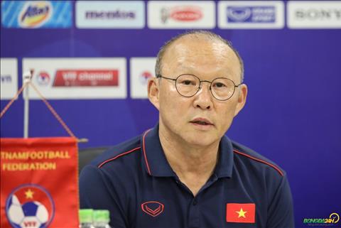 Park Hang Seo giải thích lý do gọi Võ Huy Toàn, gạt Văn Quyết hình ảnh