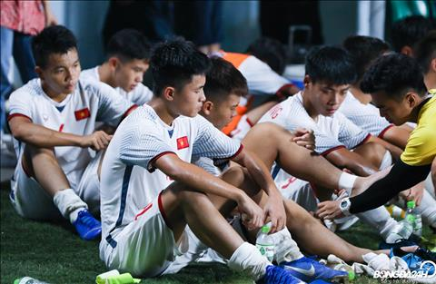 DT U16 Viet Nam da dung buoc khi khong the lot vao top 4 doi co thanh tich tot nhat de du VCK U16 chau A 2020.