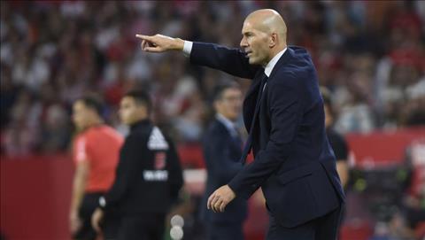 Thắng nhọc Sevilla, HLV Zidane hết lời ca ngợi học trò hình ảnh