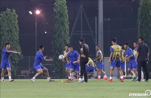 Tai chung ket Lien khu vuc AFC Cup 2019, April 25 se gap Ha Noi FC trong tran luot di tren san Hang Day vao luc 19h00 ngay 25/9.