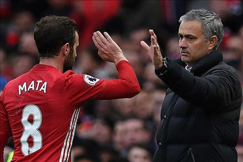 Tiền vệ Juan Mata chia sẻ về Mourinho  hình ảnh