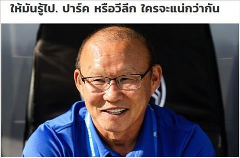 Báo Thái quan ngại trước tham vọng dự World Cup của ĐT Việt Nam hình ảnh