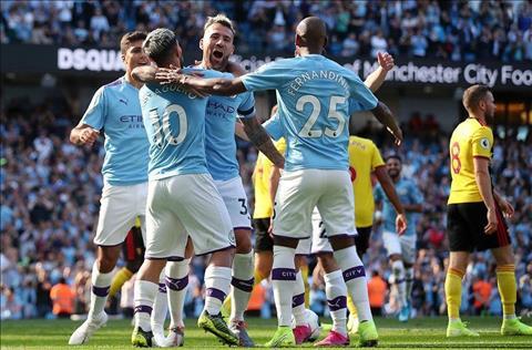 Điểm nhấn gameweek 6 Fantasy Premier League Man City vô đối hình ảnh