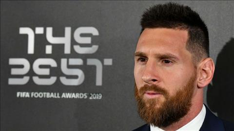 Lionel Messi giành giải The Best của FIFA hình ảnh