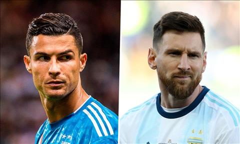 Lionel Messi lên tiếng về mối quan hệ kình địch với Ronaldo hình ảnh