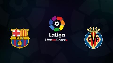 Preview Barca vs Villarreal