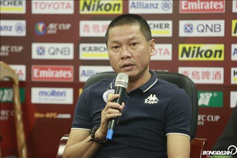 Vô địch V-League sớm, Hà Nội FC sẽ chơi hết sức trước April 25 hình ảnh