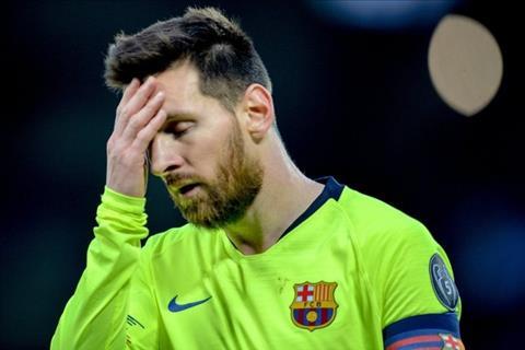 Lionel Messi vẫn ám ảnh về nỗi đau tại Champions League hình ảnh