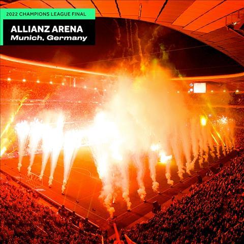 Ấn định liên tiếp 3 địa điểm tổ chức trận chung kết Champions League hình ảnh 2