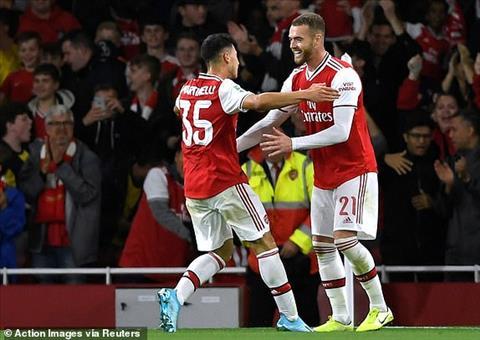 Arsenal 5-0 Nottingham Thắng lợi hoàn hảo của dàn Pháo thủ B hình ảnh 2