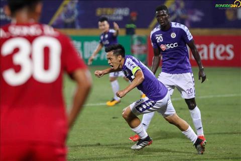 Hà Nội 2-2 April 25 (KT) Hòa đáng tiếc, nhà vô địch V-League gặp bất lợi ở chung kết liên khu vực AFC Cup 2019 hình ảnh 2