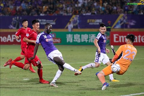 Hà Nội tan mộng AFC Cup 2019 Nhà vua chưa hoàn hảo hình ảnh 2
