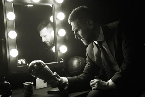 Lionel Messi - The Best FIFA 2019 và buổi phỏng vấn với FIFA hình ảnh