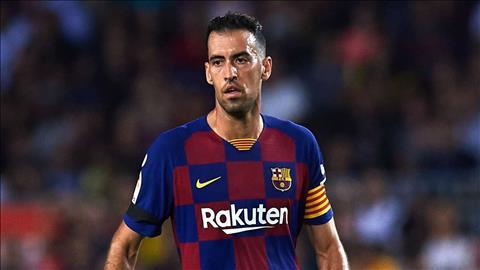 Tiền vệ Busquets sẵn sàng cạnh tranh vị trí ở Barca hình ảnh