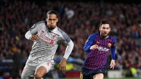 Messi thắng FIFA The Best nhưng Van Dijk sẽ ăn Quả Bóng Vàng hình ảnh