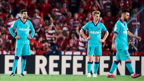 Trung vệ Pique chỉ ra nguyên nhân khiến Barca khởi đầu mùa giải tệ hại hình ảnh