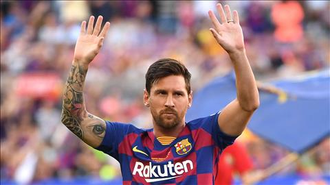 Chủ tịch La Liga Messi là cầu thủ xuất sắc nhất lịch sử hình ảnh