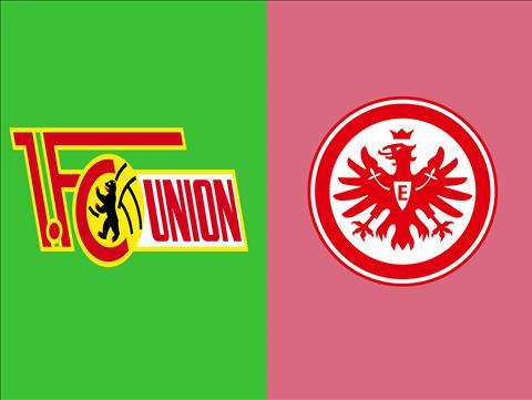 Union Berlin vs Frankfurt 1h30 ngày 289 Bundesliga 201920 hình ảnh