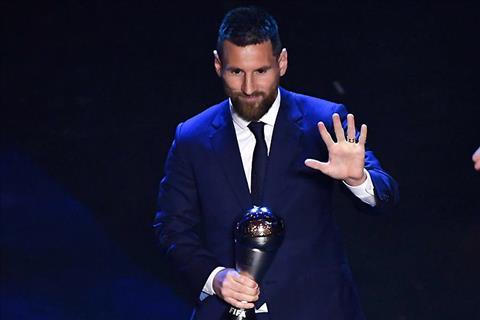 Messi và Ronaldo hết cơ hội giành giải The Best 2020 hình ảnh