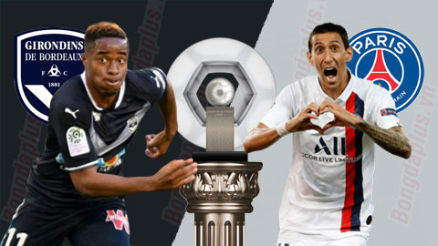 Bordeaux vs PSG 22h30 ngày 289 Ligue 1 201920 hình ảnh