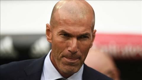 HLV Zinedine Zidane nói về trận derby Madrid hình ảnh