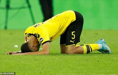 Dortmund 2-2 Bremen Cú sảy chân đáng tiếc hình ảnh 2
