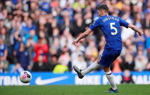 Jorginho tỏa sáng tại Chelsea Sự sáng suốt của 'Super Frankie' hình ảnh 2