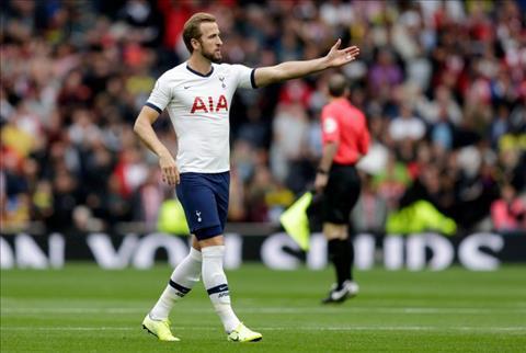 Tại sao Harry Kane phải rời Tottenham sang MU hình ảnh