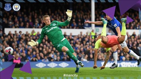Jesus vs Everton