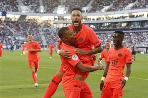 Neymar liên tục tỏa sáng khi ở lại PSG, phản ứng thế nào hình ảnh