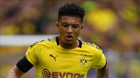 Sếp Dortmund thừa nhận Jadon Sancho có thể sớm ra đi hình ảnh