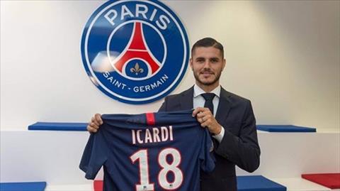 Rời Juventus, Mauro Icardi tới PSG theo dạng cho mượn hình ảnh