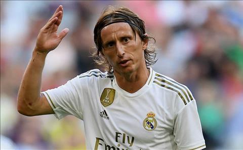 Chuyển nhượng Real Madrid tính thay Modric bằng thần đồng hình ảnh