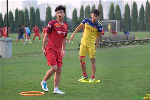 HLV Park Hang Seo nhận tin không thể vui hơn của Phan Văn Đức hình ảnh