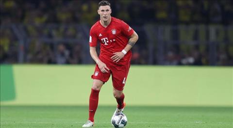 Niklas Sule của Bayern tiết lộ từng muốn gia nhập MU hình ảnh