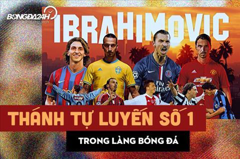 Bologna tuyên bố hỏi mua tiền đạo Zlatan Ibrahimovic hình ảnh