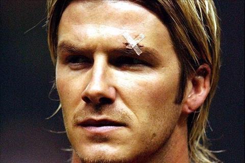 Beckham giay bay